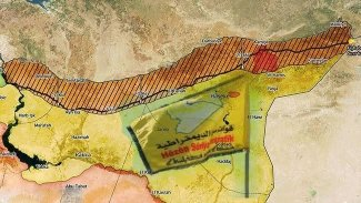 'Barış Koridoru' yazılır, işgal okunur