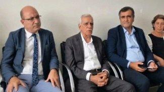 CHP'den Ahmet Türk'e ziyaret
