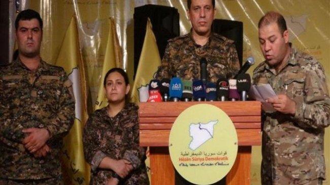 DSG'den Şam'a çağrı: Özerk yönetimi tanıyın