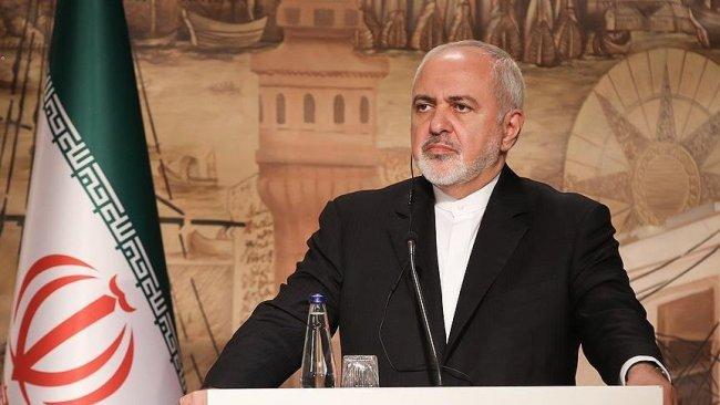İran Dışişleri Bakanı Zarif, G7 Zirvesi'nin düzenlendiği kentte