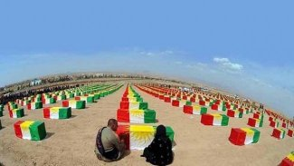 Kürdistan Bölgesi'nden Irak'a 'Enfal' çağrısı