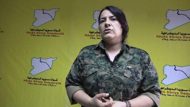YPJ Komutanı: 5 km'lik alandan güçlerimizi çekiyoruz