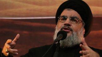 Hizbullah lideri Nasrallah'tan Fırat'ın doğusu açıklaması