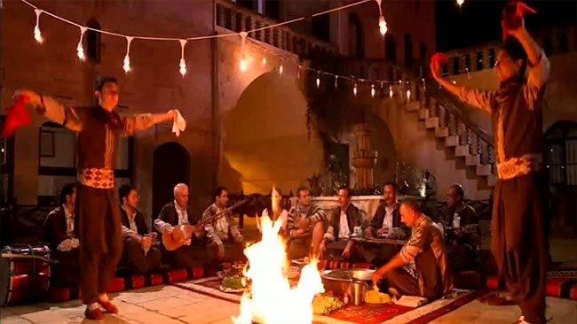Urfa'da yapılıyor... Guinness Rekorlar Kitabı'na girecek