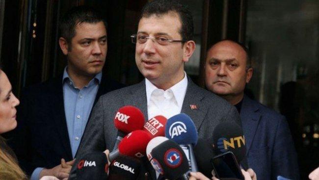 Ekrem İmamoğlu: Diyarbakır'da görüşmelerim olacak
