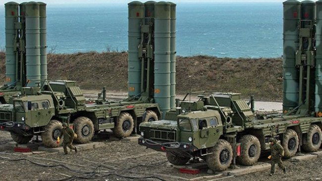 Rusya'dan S-400 açıklaması: 1 Eylül'den itibaren...