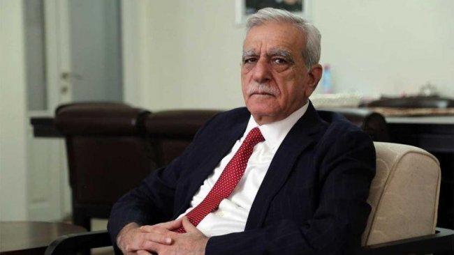Ahmet Türk: Ne yaparsanız yapın ama iftira atmayın