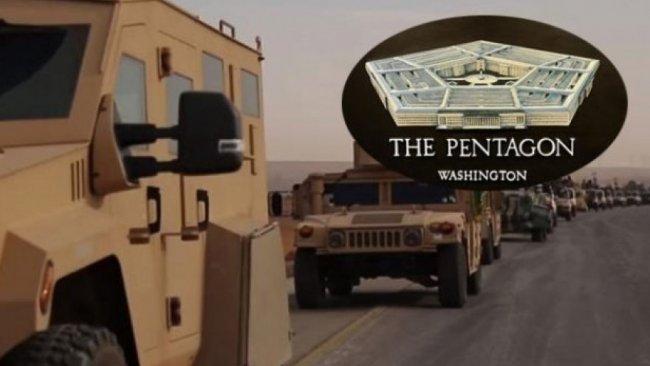 Pentagon'dan DSG'nin çekilmesine ilişkin açıklama