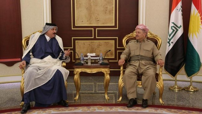 Basralılardan Başkan Barzani'ye davet