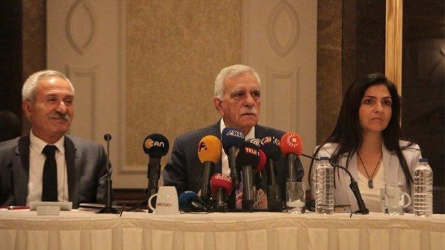 Görevlerinden alınan 3 büyükşehir belediye başkanından ortak baskın açıklaması