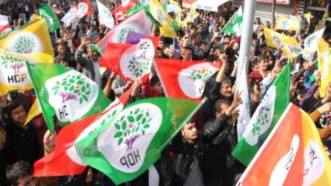 Diyarbakır'daki HDP mitingine şartlı izin