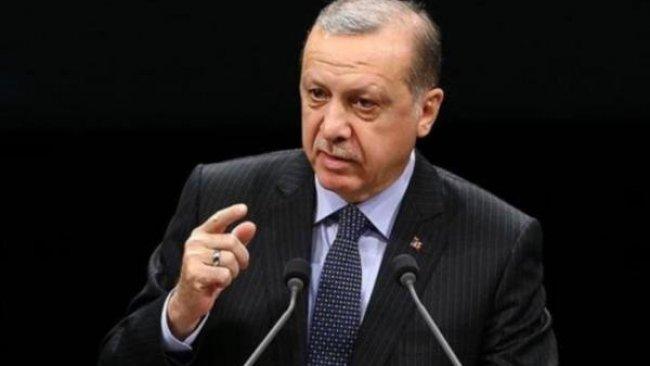 Erdoğan'dan Davutoğlu'na: Ne varsa ortaya döksün