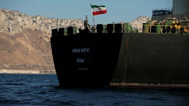 ABD'den Panama bayraklı İran tankerine yaptırım