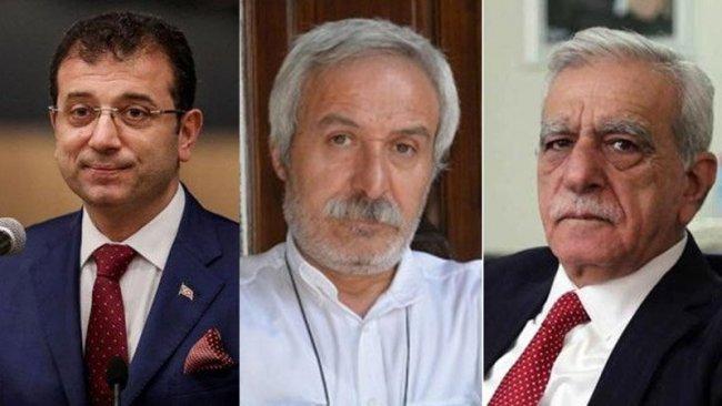 İmamoğlu, Ahmet Türk ve Selçuk Mızraklı ile görüşecek...İşte detaylar!