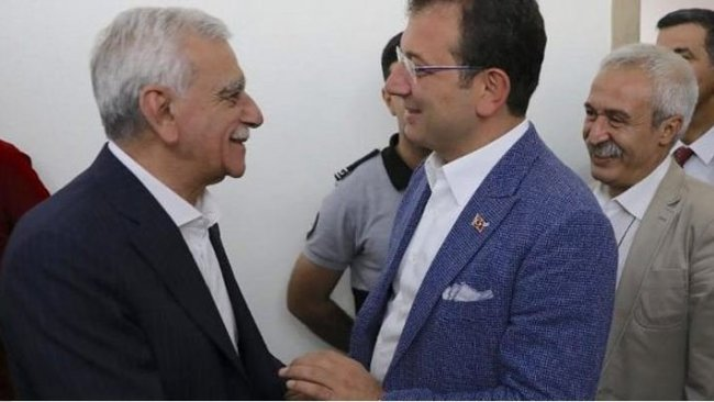 Ahmet Türk'ten İmamoğlu'na 'kayyum' sitemi