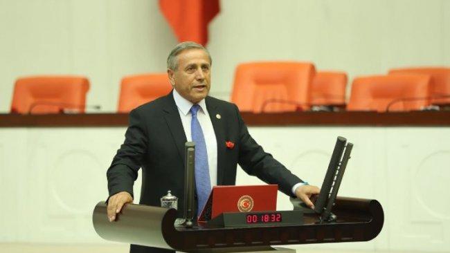 CHP'li Kaya'dan 'silahları bırakın' çağrısı