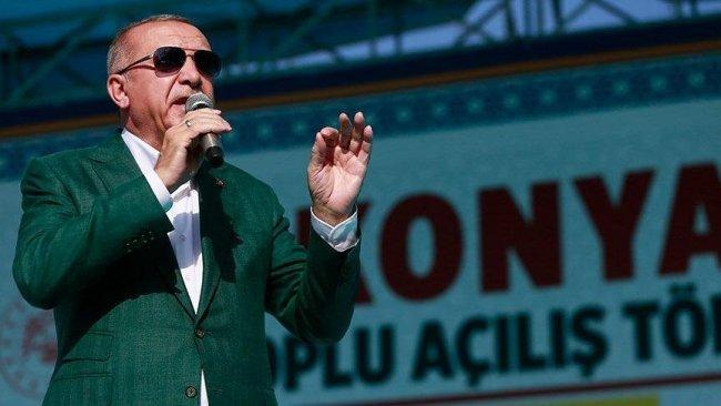 Erdoğan, İmamoğlu'nu hedef aldı
