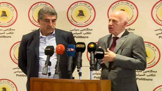 KDP ve Goran politbüroları bir araya geldi