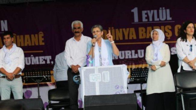 Leyla Güven'den Başkan Barzani'ye çağrı