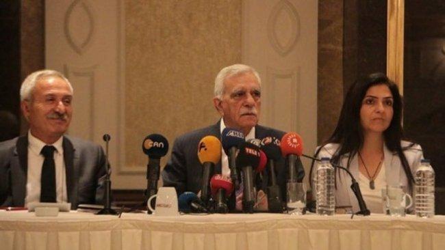 HDP'li başkanlardan 'kayyum' kararı nedeniyle yargıya başvuru