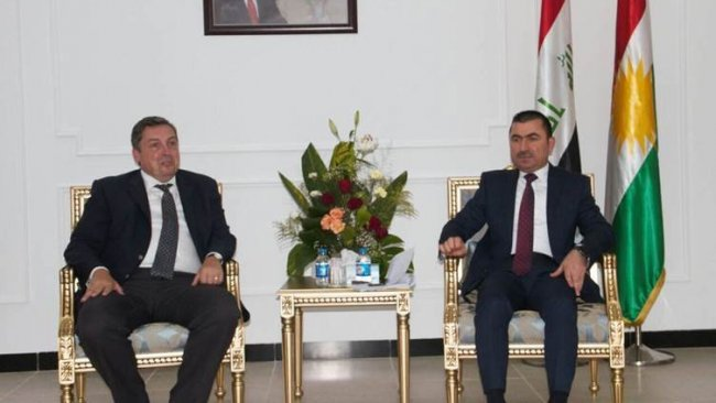 İngiltere'den Kürdistan Bölgesi ve Irak'a bir milyar pound yatırım