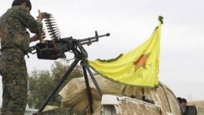 Azez'de YPG ile ÖSO arasında çatışma