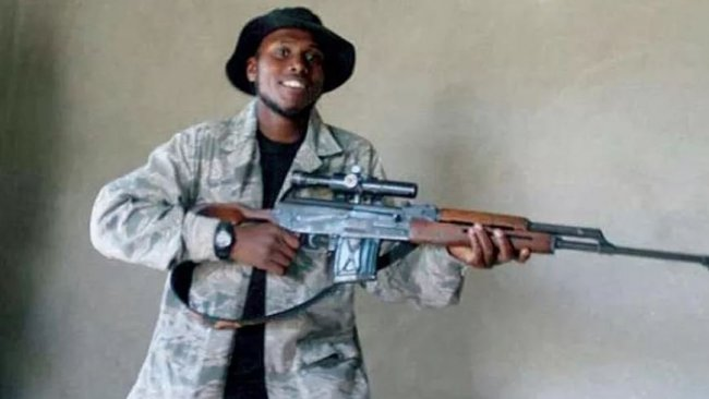 DSG, IŞİD'in üst düzey komutanını yakaladı