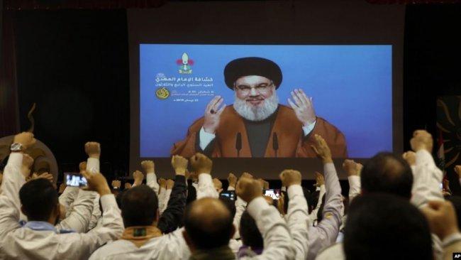 Nasrallah'tan İsrail'e: 'Artık Kırmızı Çizgimiz Yok'