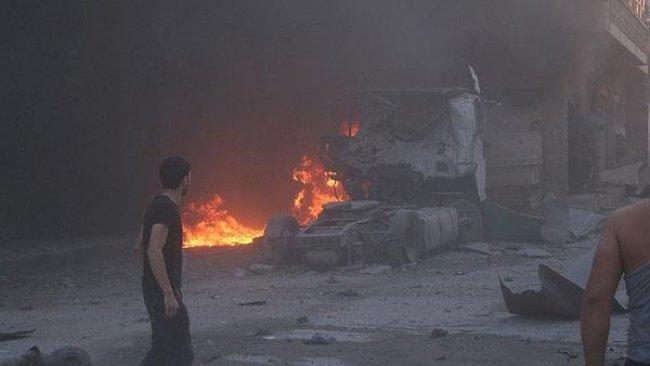 Rus uzman: ABD'nin İdlib saldırısı, Türkiye için bir sinyal