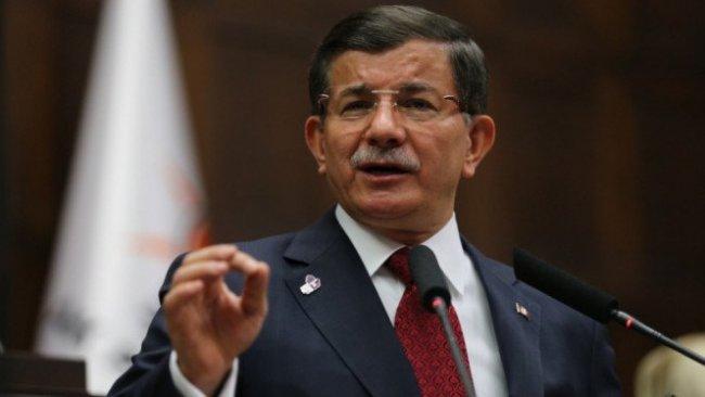 Davutoğlu'dan ihraç kararı sonrası ilk açıklama