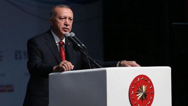Erdoğan'dan Davutoğlu'na: Önümüze kimse set çekemez