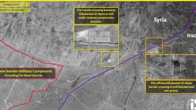 Fox News: İran, Suriye'de gizli bir askeri üs inşa ediyor