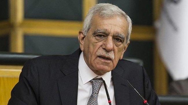 Ahmet Türk hakkında 'eşbaşkanlık' soruşturması başlatıldı