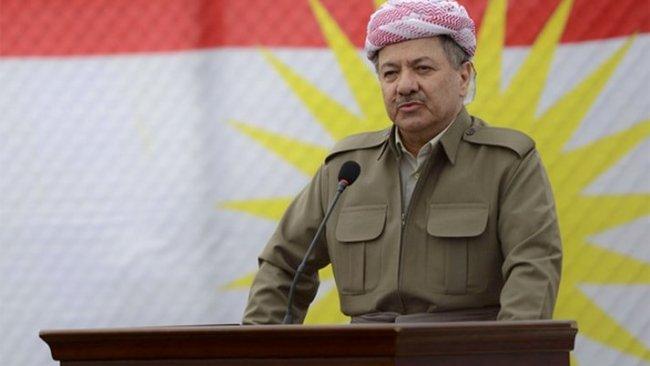 Başkan Barzani: Zafer meşru bir davaya sahip olanlara aittir