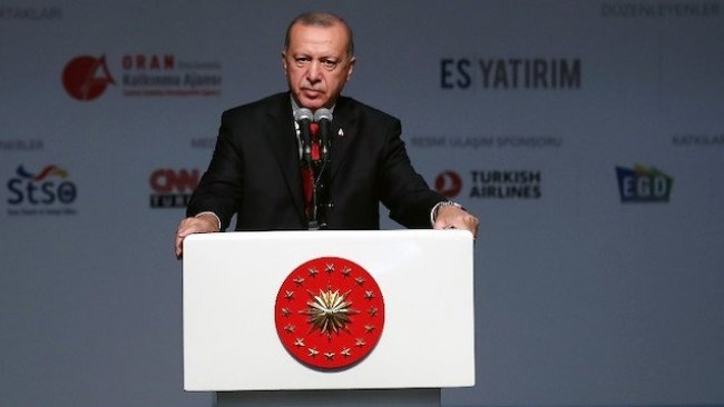 Erdoğan'ın 'nükleer silah' açıklaması dünya basınında