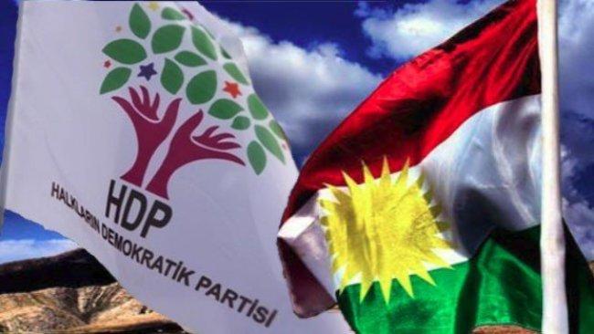 HDP'den üst düzey bir heyet Kürdistan Bölgesi'ne geliyor