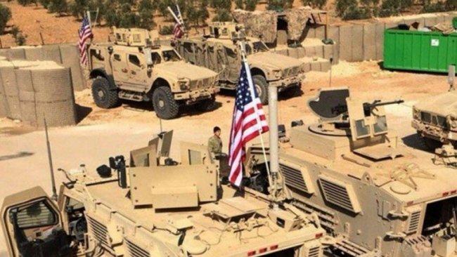 ABD'den Irak'taki askeri üssüne dev sevkiyat