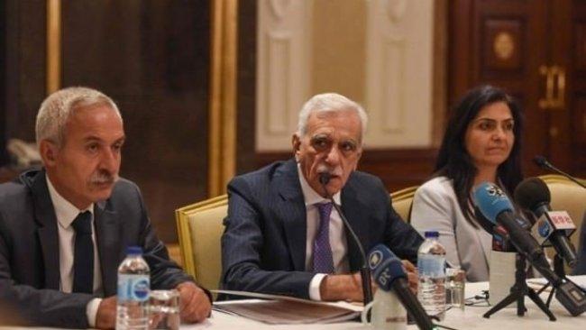 HDP, kayyumu uluslararası alana taşıyacak