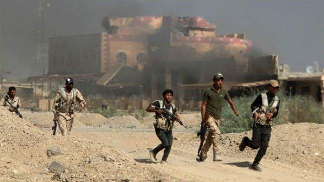 IŞİD yine Irak ordu güçlerini vurdu: ölü ve yaralılar var