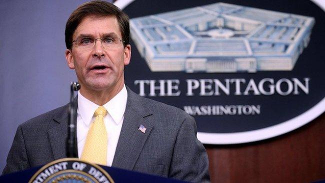 Pentagon'dan DSG'nin elindeki IŞİD'liler hakkında açıklama