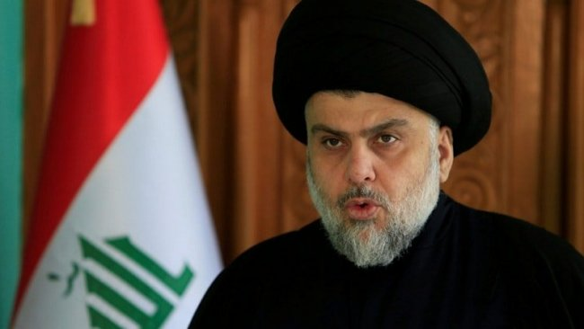 Şii lider Mukteda Sadr, İran'da