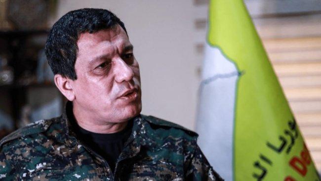 DSG Komutanı'ndan ABD'ye IŞİD uyarısı