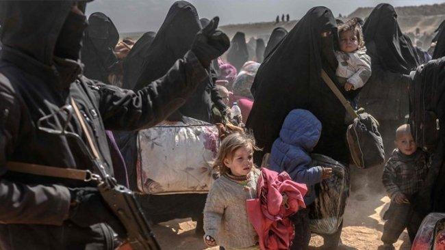 IŞİD ailelerini Kürdistani bölgelere yerleştirme planı!