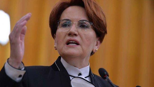 Meral Akşener'den  HDP kapısında bekleyen annelere ilişkin açıklama