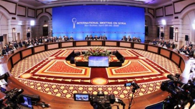 MSD: Suriye'de Türkiye ve İran'ın olmadığı yeni bir hat çizilecek