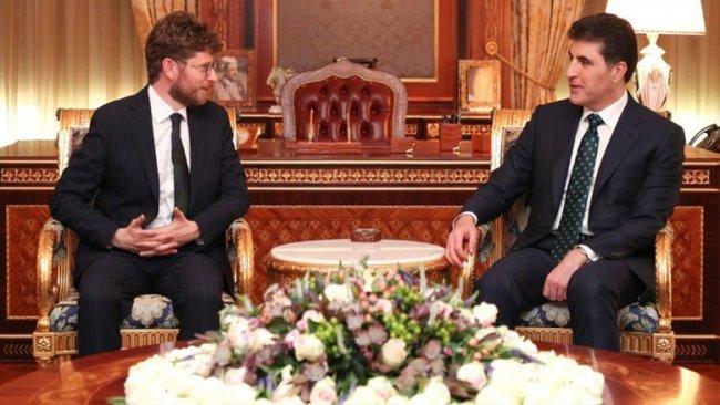 Başkan Neçirvan Barzani: Kürdistan, Fransa'nın dostluğu ve desteğinin farkında