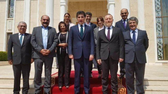 Kürdistan Bölgesi Başkanı: Çözüm için ne gerekiyorsa yapacağız