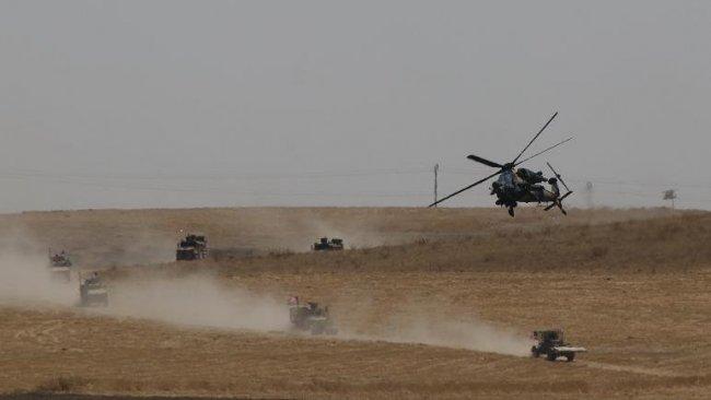 Şam'dan ABD ve Türkiye'nin ortak devriyesine tepki