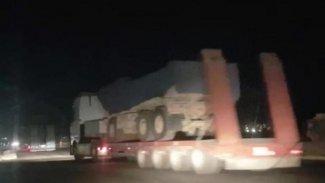 ABD'den DSG'ye: 55 tır yardım konvoyu