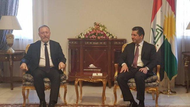 Başbakan Barzani: Barış için atılacak her adımı destekleyeceğiz